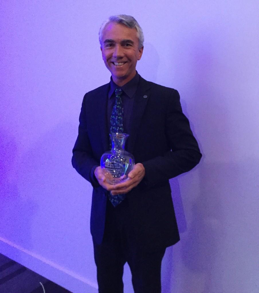 Darren  Ridgeview Estate Class 8 Winner